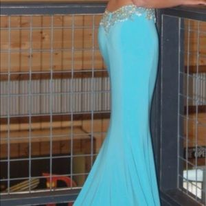 Tiffany Designs Dresses - Prom/pageant gown